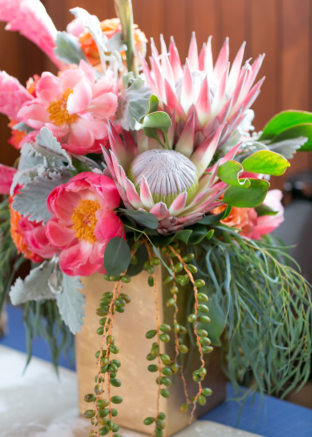 How To Create Floral Arrangements For A Cocktail Party