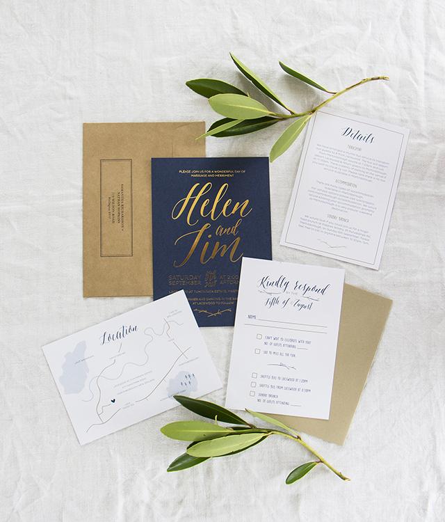 Doc 15001109 Wedding Invitations Gold Coast Diy