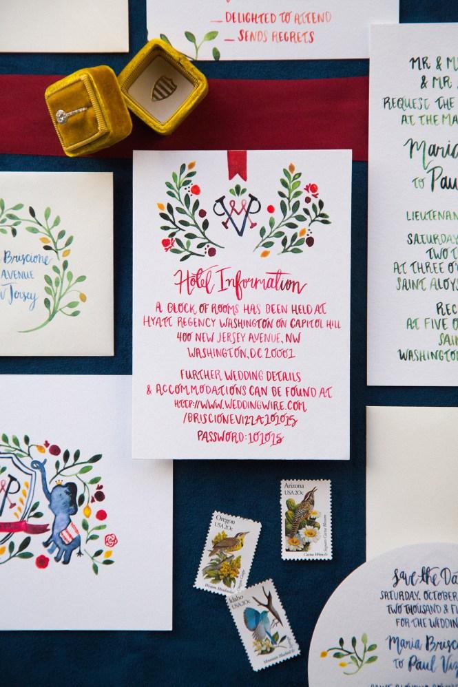 Image Of Pea Wedding Invitations Diy