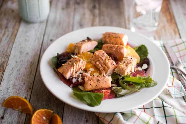 Salmon Citrus Salad-4