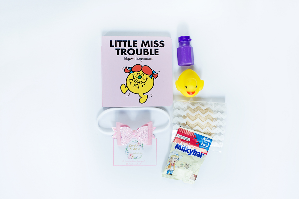 PARTY BAG GIFT IDEAS FOR BABY GIRL