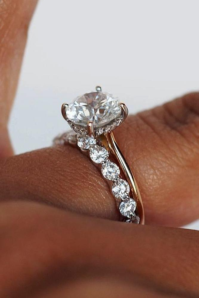 21 Rose Gold Engagement Rings By Famous Jewelers Oh So