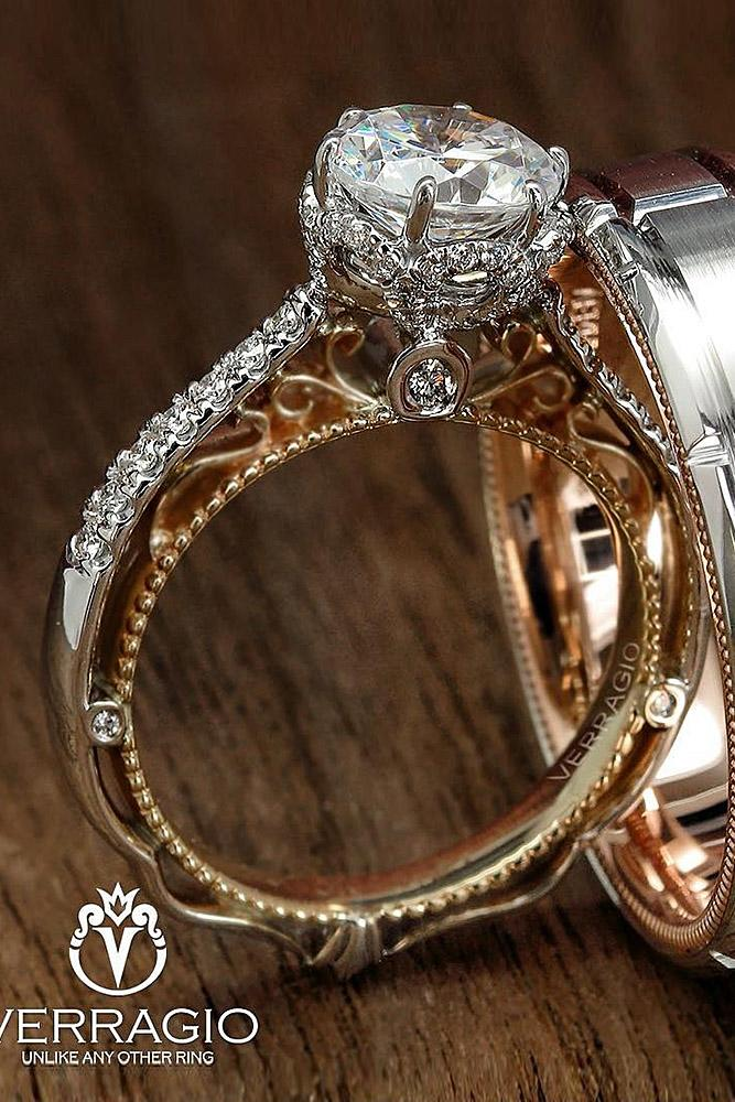 18 Unbelievable Verragio Engagement Rings Oh So Perfect