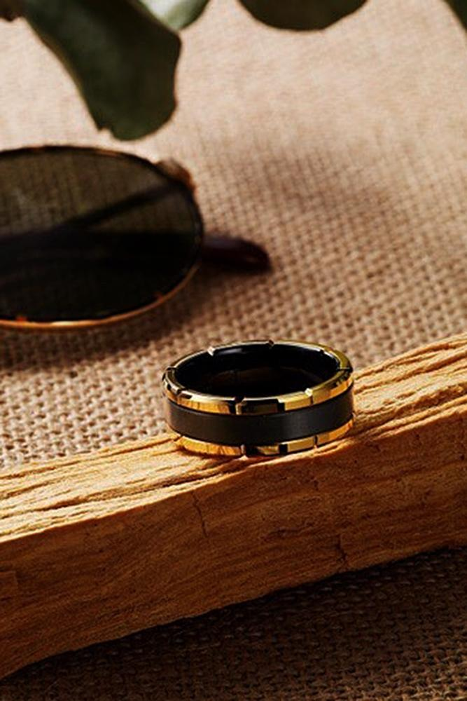 Mens Trend 2018 Tungsten Wedding Bands Oh So Perfect