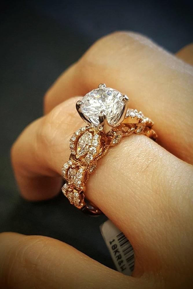 21 Beautiful Engagement Rings For A Perfect Proposal Oh