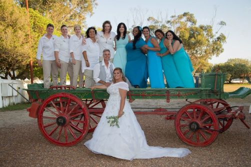 Anita&Wanita on Cape Town Wedding planner Oh So Pretty Wedding Planning