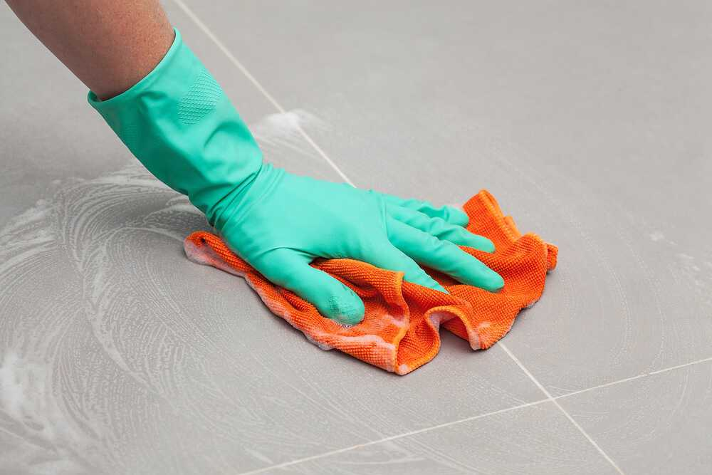 how to clean porcelain tile floors 4