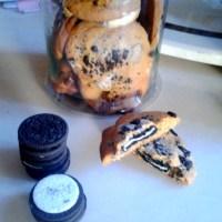 Ups and Downs: Oreo Stuffed Cookies + Good News