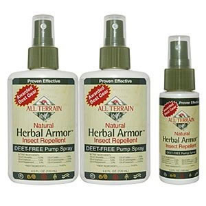 All Terrain Herbal Armor™ Natural Insect Repellent