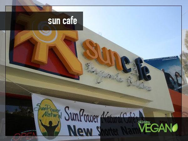 Sun Cafe LA