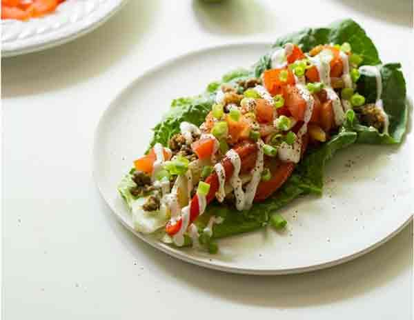 Vegan Taco Wraps