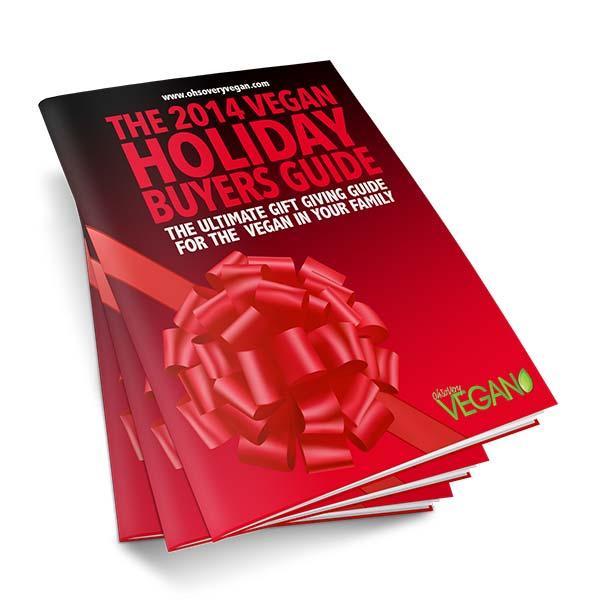The 2014 Vegan Holiday Buyers Guide