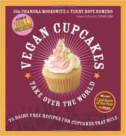 Vegan Cupcakes Book