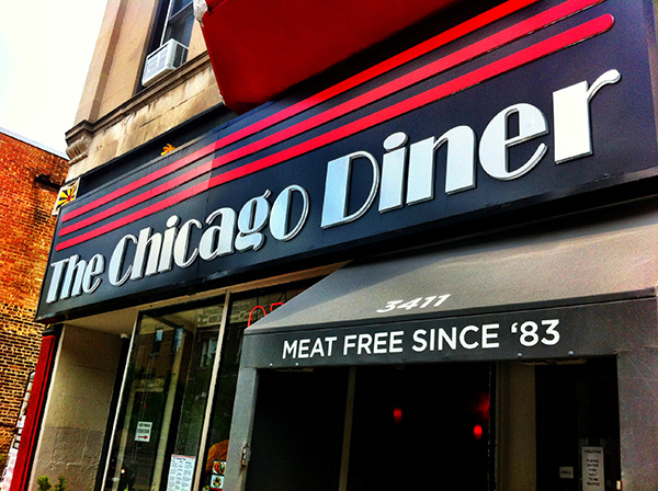 Chicago Diner Vegan Restaurant
