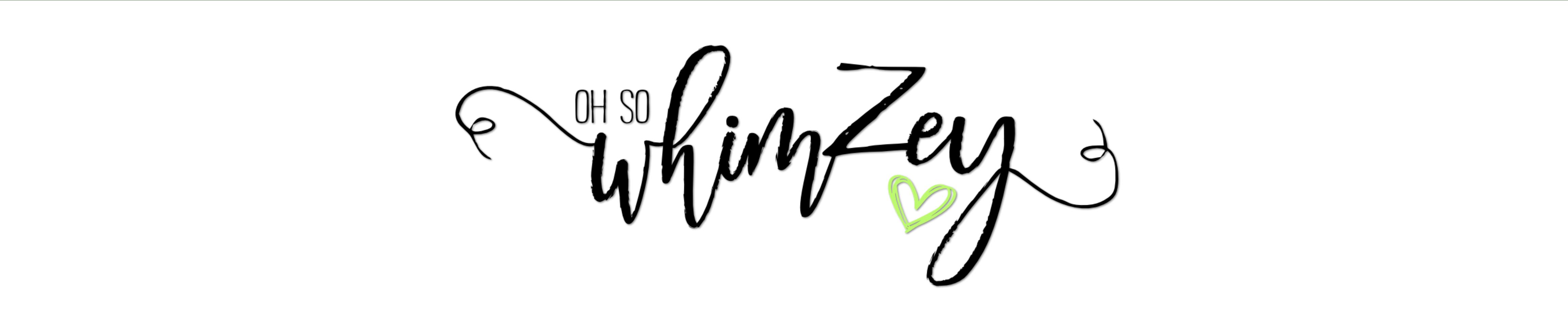 Oh So Whimzey | Digital Planning Designs