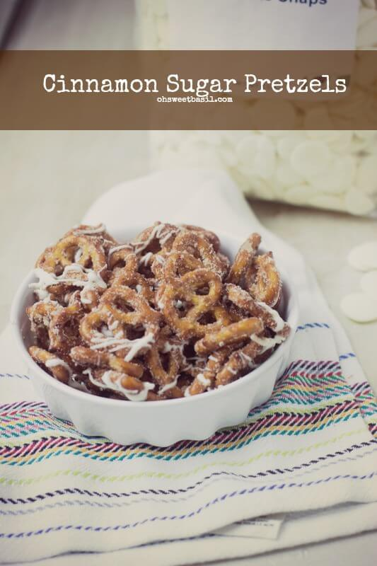 something this easy should not be so addicting and delicious, cinnamon sugar pretzels ohsweetbasil.com-2