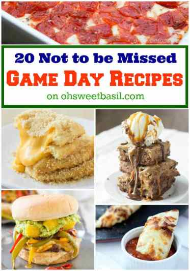 game_day_recipes