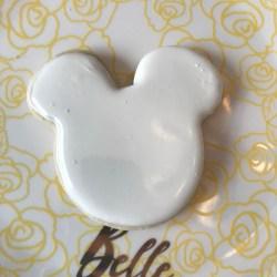 Mickey Mouse Shortbread Cookie - Disney Recipe