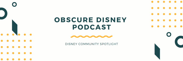 Obscure Disney Podcast