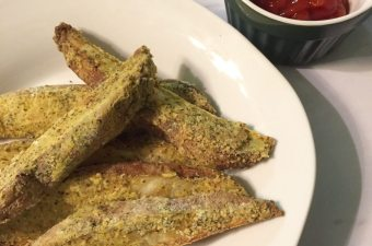 Southern Style Potato Wedges