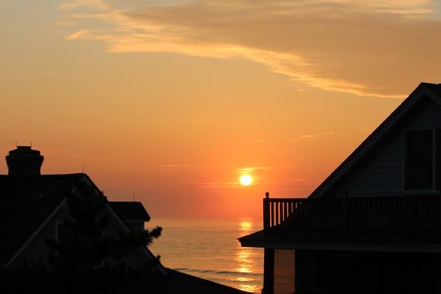 Sunrise at Pawleys