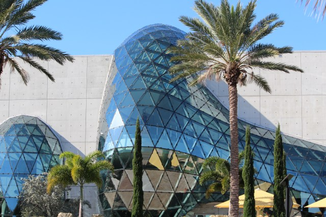 "The ""enigma"" at Dali Museum, St. Petersburg, FL"