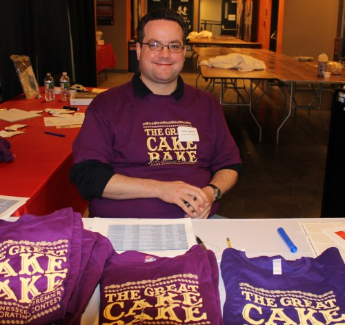 Great t-shirts for a Great Cake Bake!