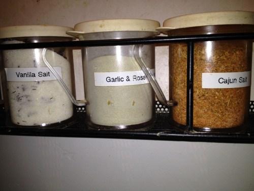 Salt shakers -- Boise Fry Company