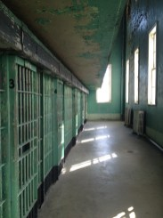 Cell doors: Old Idaho Penitentiary