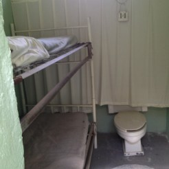 Interior of cell, Women's Ward