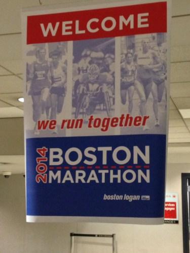 Boston Marathon 2014