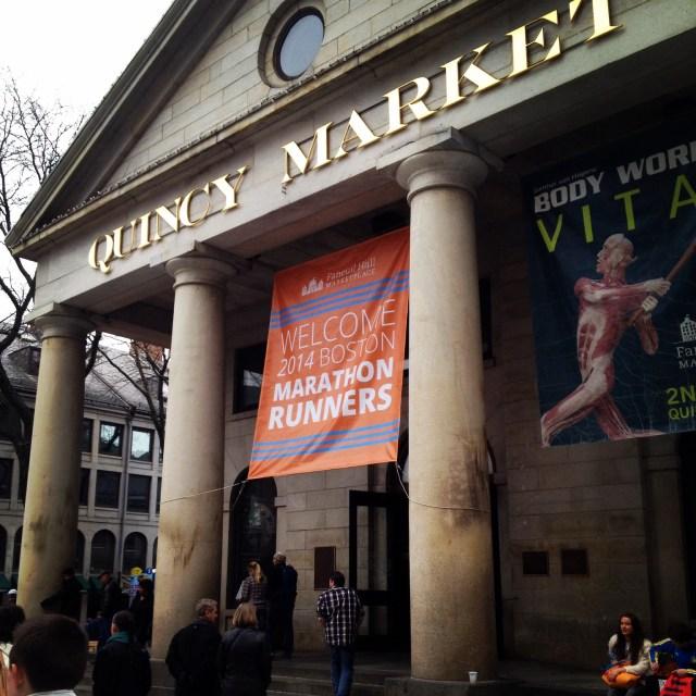 Quincy Market banner