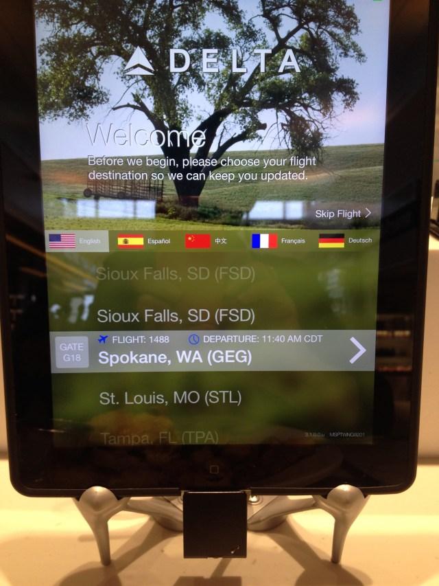 iPads at MSP