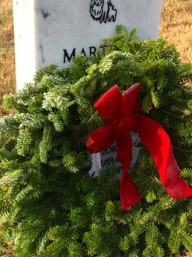 Grave in East TN State Veterans Cemetery