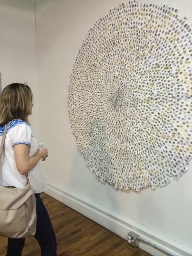 Admiring One by Pam Jolly Haile of Nashville:  Regional Fine Art Exhibition