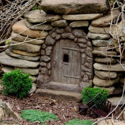 A Hobbit home perhaps?