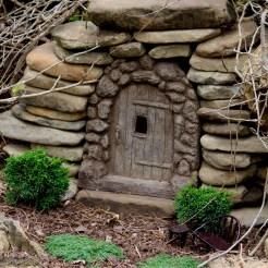 A Hobbit home perhaps?