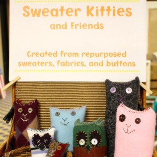Sweater Kittens from Zuparoo!