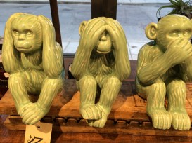 Hear No Evil, See No Evil, Speak No Evil at Elm & Iron OTR