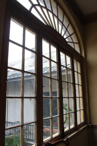 Napoleon House windows