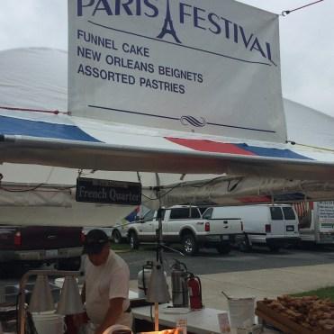Parisian fare in Hendersonville, NC