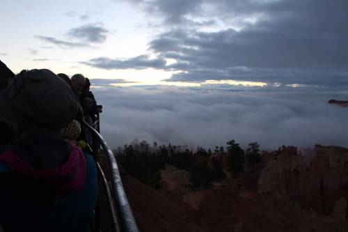 View from Sunrise Point, Bryce Canyon