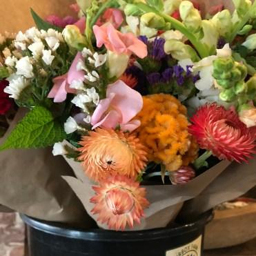 Lovely fresh flowers