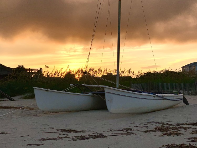 Sunset on North End, Pawleys Island SC