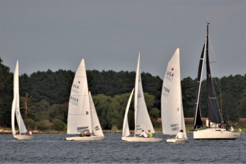 St. Michaels MD Sailboat Races