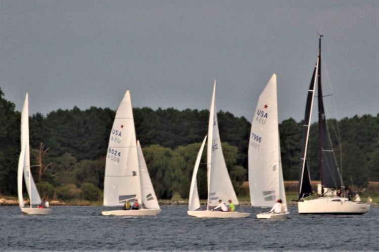St. Michaels MD Sailboat Races