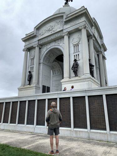 Pennsylvania State Memorial, Gettysburg