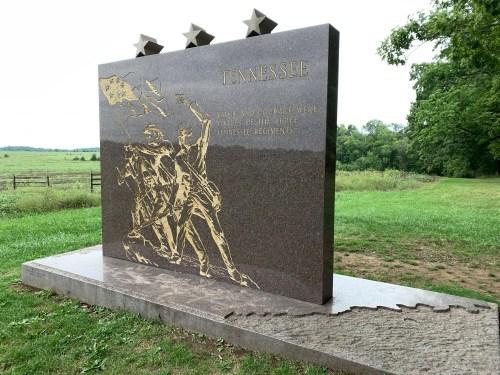 Tennessee Monument, Gettysburg