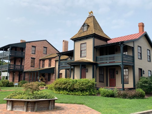 Chesapeake Bay Maritime Museum, St. Michaels MD