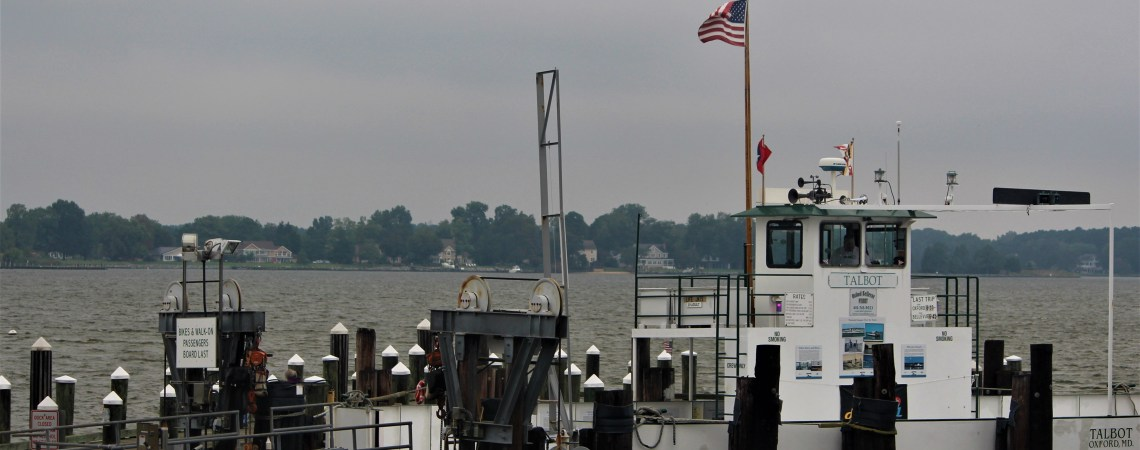 Oxford-Bellevue Ferry, Maryland